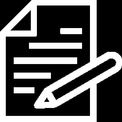 icon writing ViaVero
